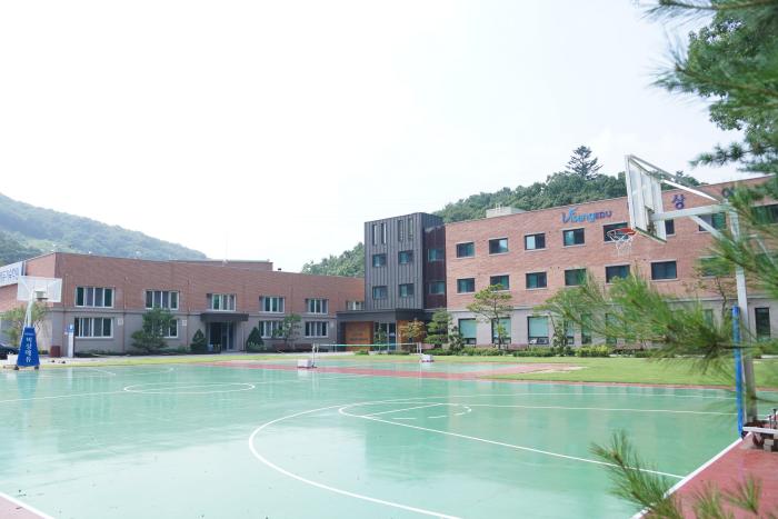 교육관 및 1생활관