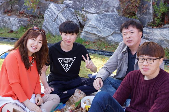 수능응원 학부모면회